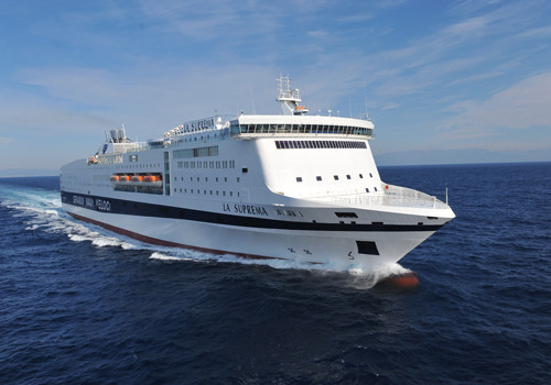 Ferry - La suprema - Sete