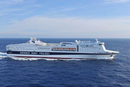 Ferry Sete Grandi Navi Veloci