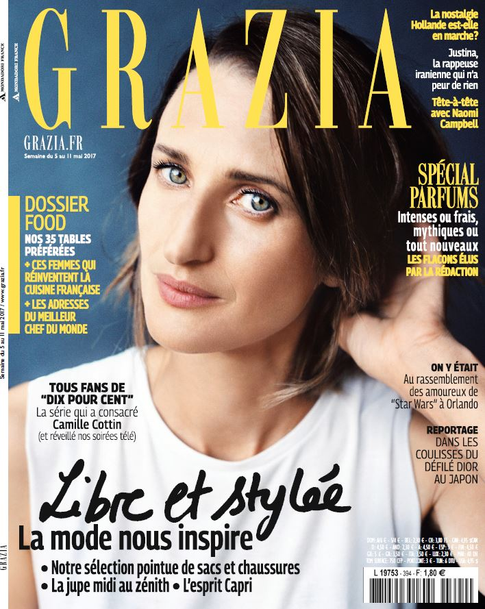Grazia article