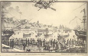 histoire de Sète (c) Office de Tourisme de Sète