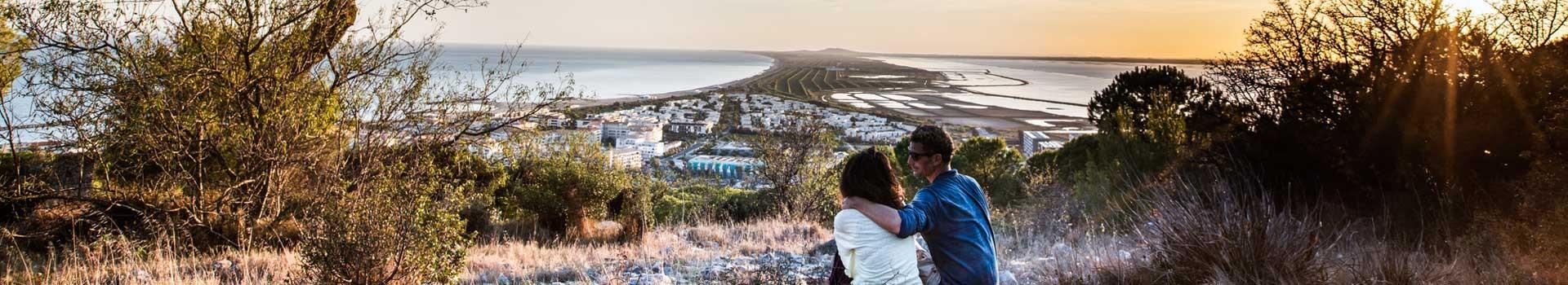 Forêt des pierres blanches - Sète
