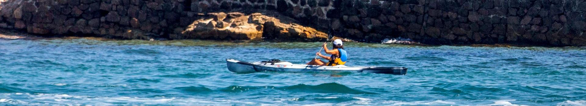 Kayak de mer - Sète
