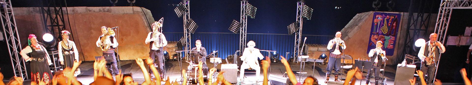 théâtre de la mer Sète festivals