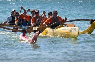 Nautical activities / sports challenges