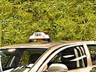 Prendere un taxi