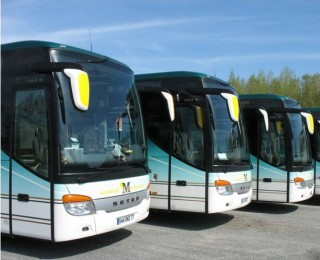 Car parks for coaches