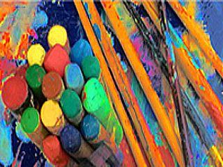 Kunstenaar studioes