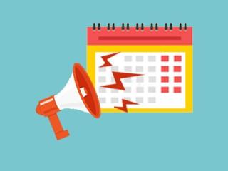 Vos évènements dans notre Agenda !