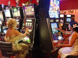O casino de Sète