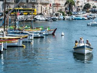 La ville, les ports, les canaux...