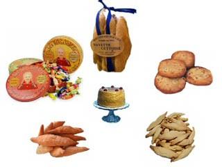 Les spécialités sucrées