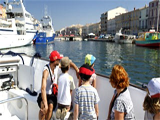 Excursions and guided tours