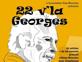 Festival 22 V'la Georges