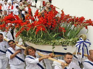 As festas tradicionais