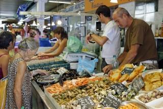 Los mercados de la ciudad