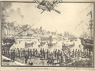 Histoire de Sète