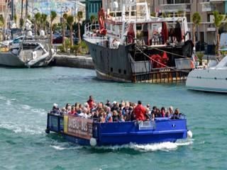 En bateau bus