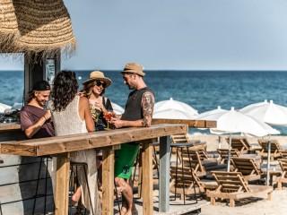 Restaurantes en la playa