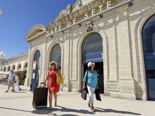 Llegar a Sète