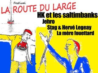 Festival la route du large : Cap au Large