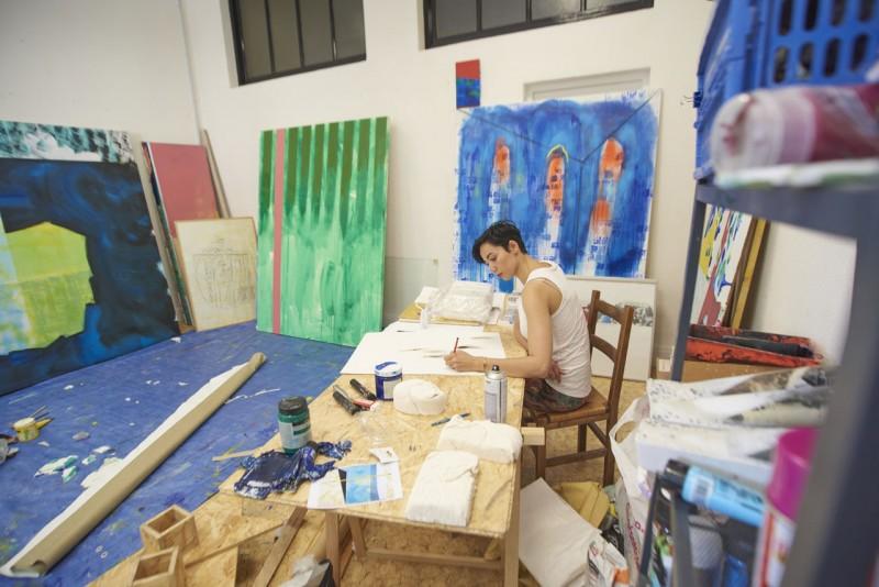 Ateliers d'artistes, de créateurs, galeries d'art