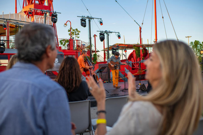 Concerts, spectacles - Espace Roquerols