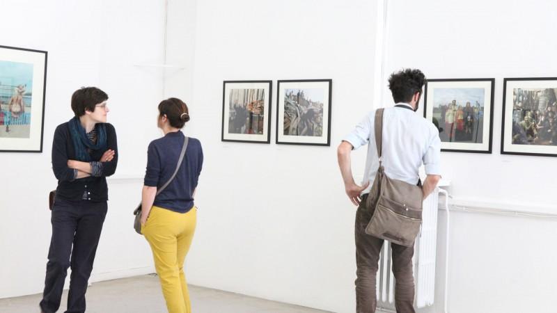 Kunstgalerieën en expositieruimtes