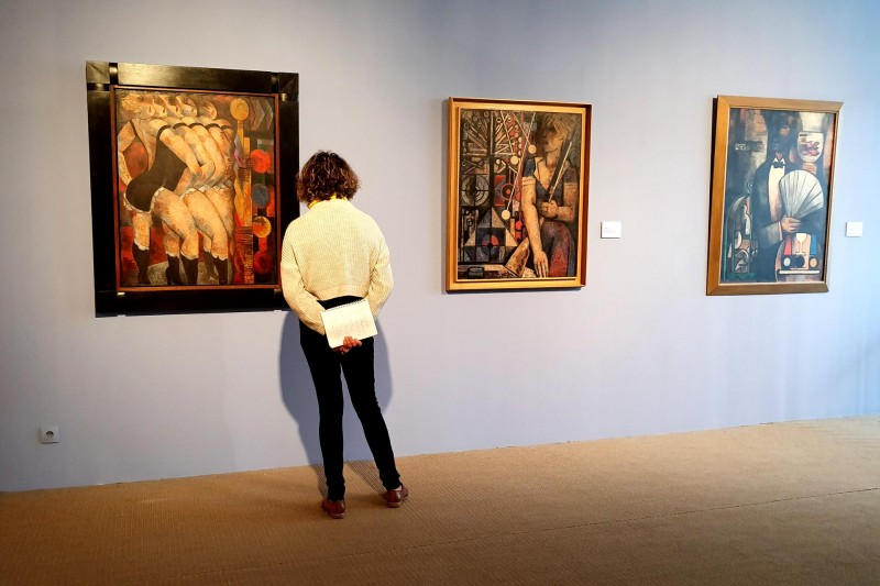 Calendari d'exposicions
