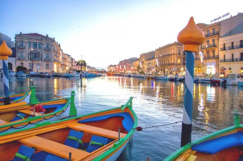 Banchina e canali