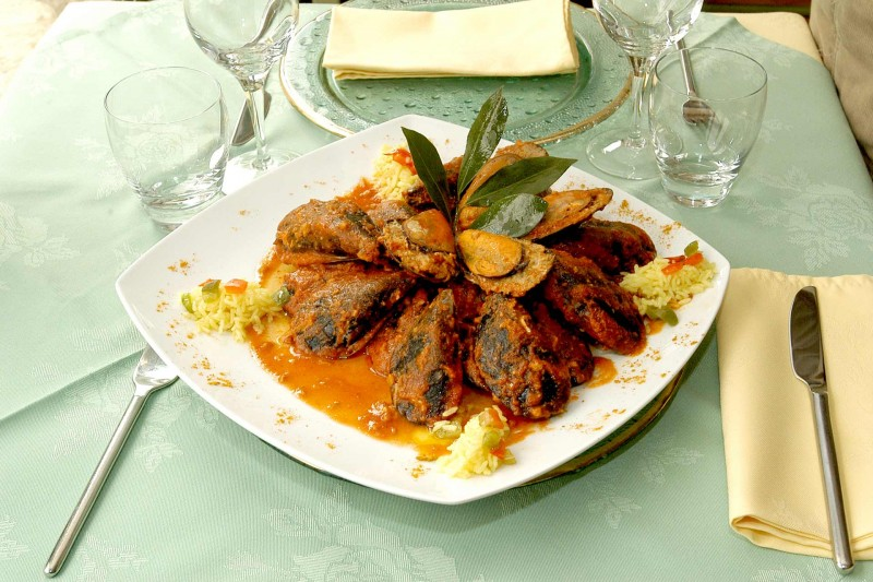 Receptes tradicionals de Sète