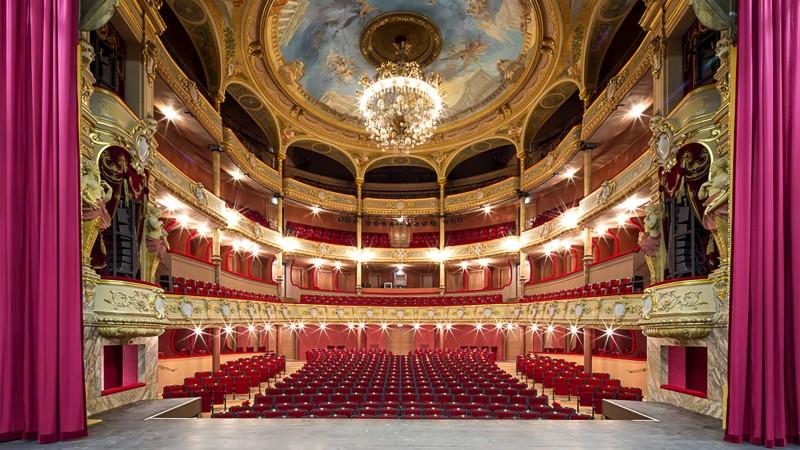 Teatro  Molière - Scène nationale