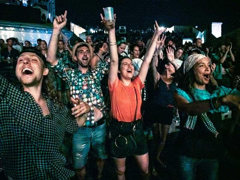 Een festival van festivals
