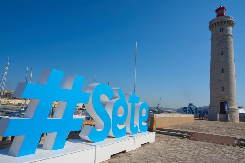 Reaching Sète