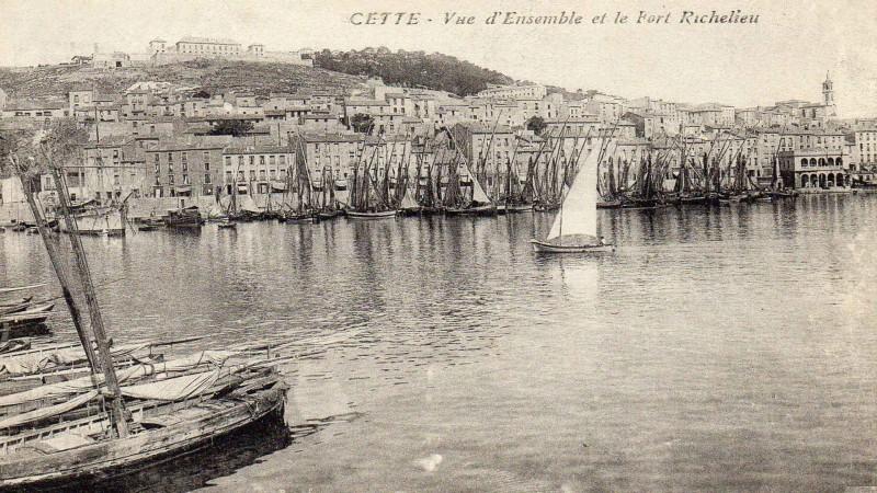 Geschiedenis van Sète