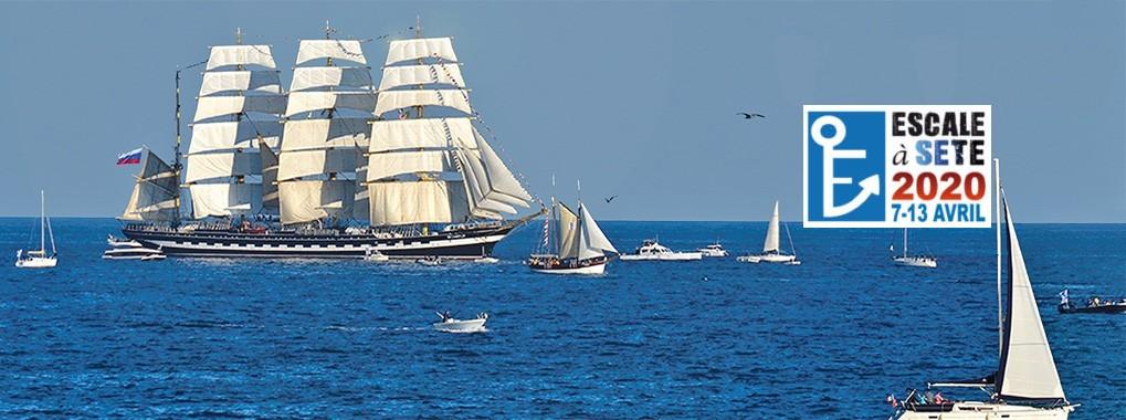 Escale à Sète 2020 - Fête des traditions maritimes