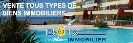 Agence Boix Immobilier - Sète