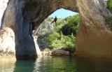 Bureau des Moniteurs de la vallee de l'Herault canyoning-ravin-des-arcs