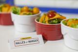 petits ramequins 2 de salade façon HM