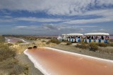 salins d'aigues mortes - Petit train -