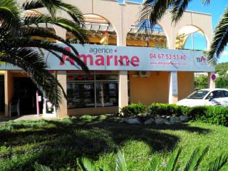 Agence Amarine locations vacances sete