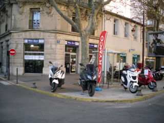 Midi Sport Sete location scooters velos