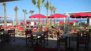 Restaurant-plage-la-voile-rouge Sete