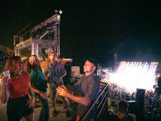 Theatre de la mer soiree festival