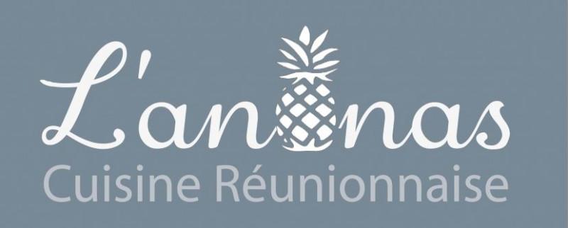 logo restaurant l'ananas Sete