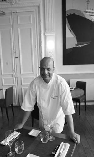 Restaurant Quai 17 - Chef du Quai 17