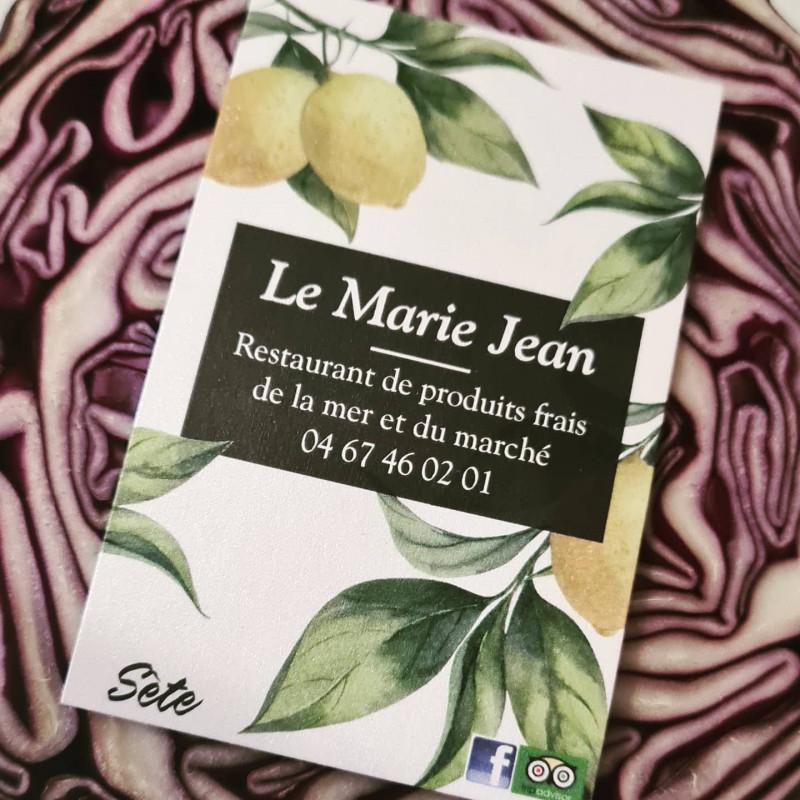 Marie JEan