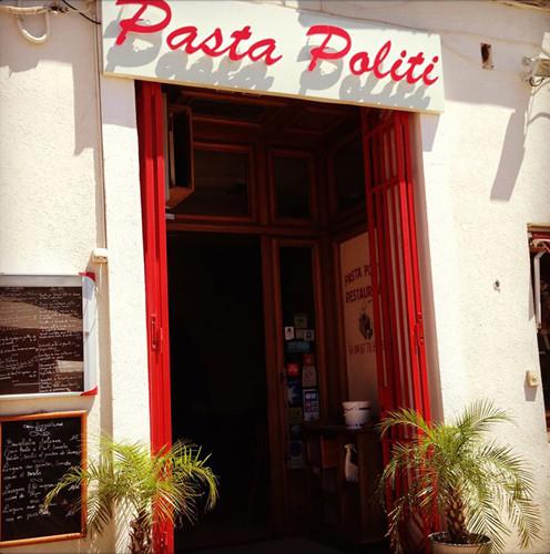 Pasta-Politi-Sète-Entrée