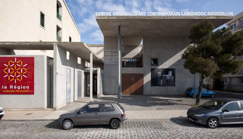 Centre r gional d 39 art contemporain du languedoc roussillon - Office tourisme languedoc roussillon ...