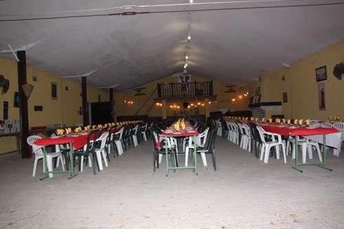 Pierrot le Camarguais - soirée Camarguaise