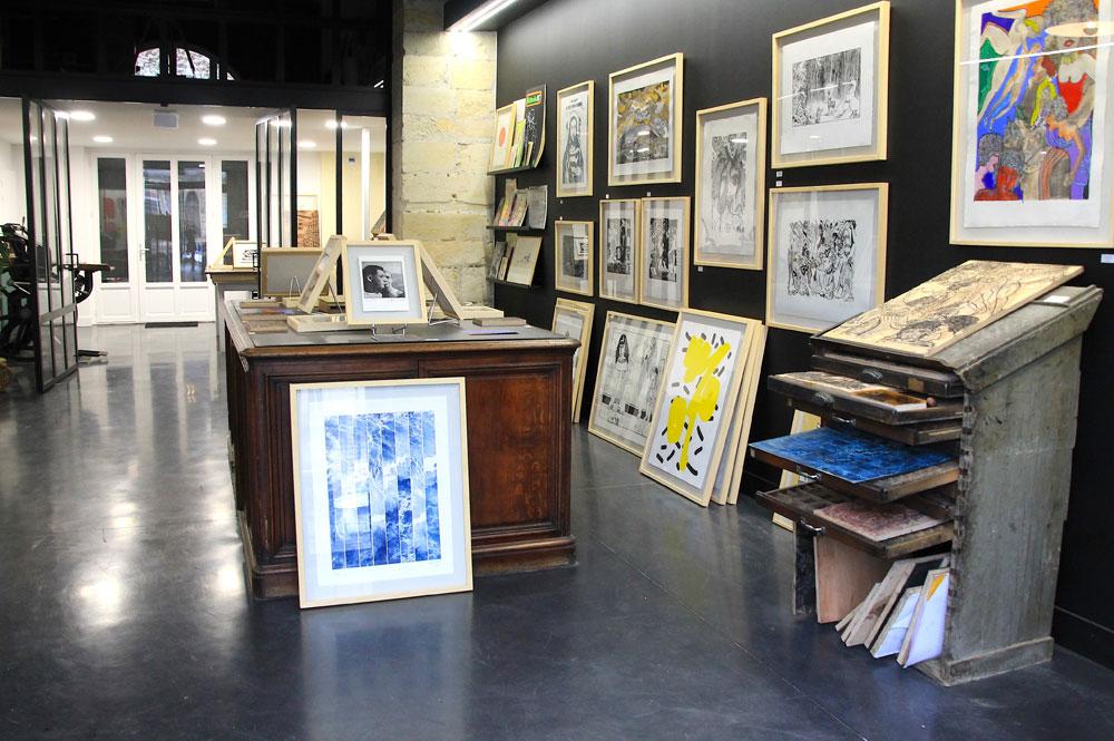 Atelier Dugrip Picard Jacomet - © atelier DPJ